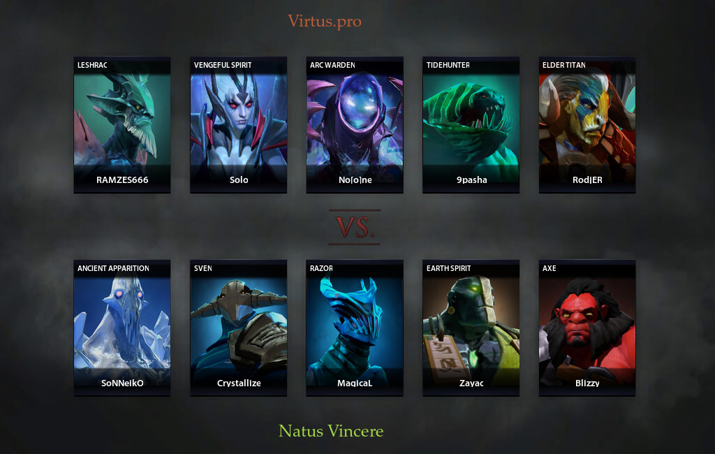 vp vs navi match 16 08 2019 on the international ix dota 2 vp vs navi match 16 08 2019 on the