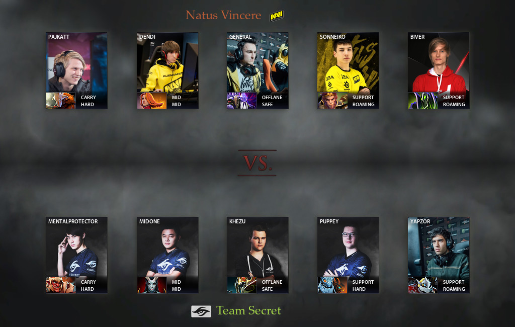 Team secret vs navi [PUNIQRANDLINE-(au-dating-names.txt) 67