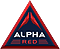 Alpha Red logo