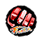 ahq Fighter logo