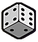 The Dice logo