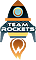 Team Rockets logo