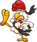 Chicken Fighters logo