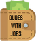DUDES WITH JOBS logo