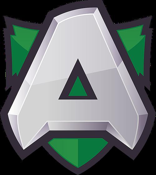 Alliance логотип