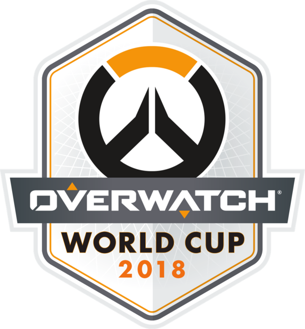 Overwatch World Cup 2018 logo