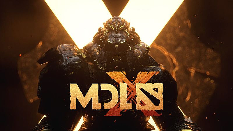 MDL Chengdu Major logo