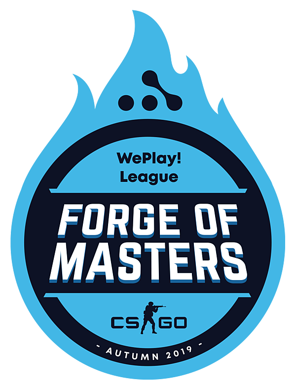 WePlay! Forge of Masters S2 logo