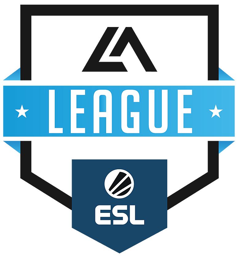 LA League S4 logo