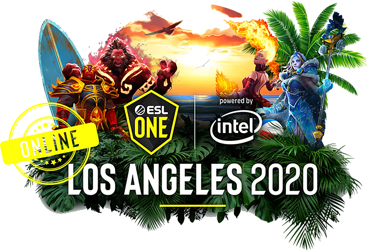 ESL One Los Angeles South America