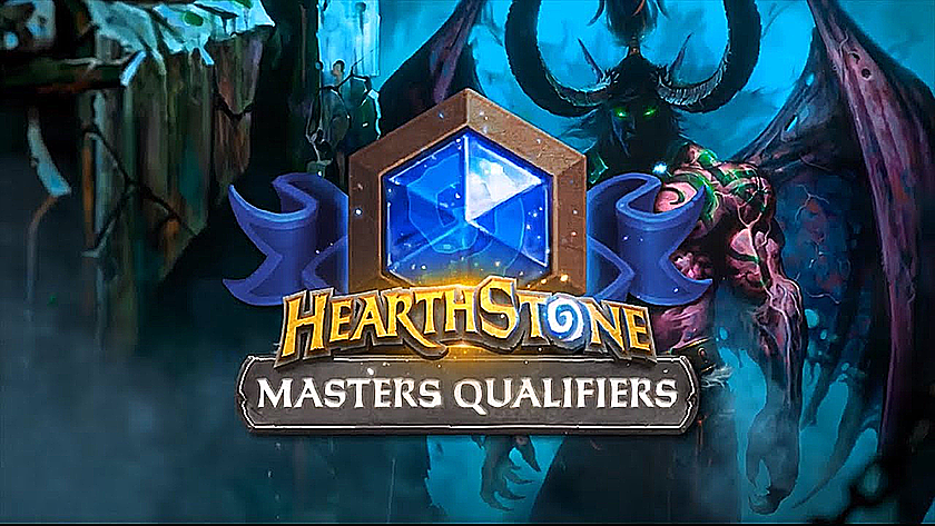 Hearthstone Masters Qualifiers 2020 Montreal logo