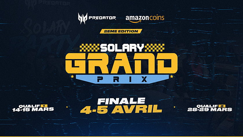 Solary Grand Prix 3 logo