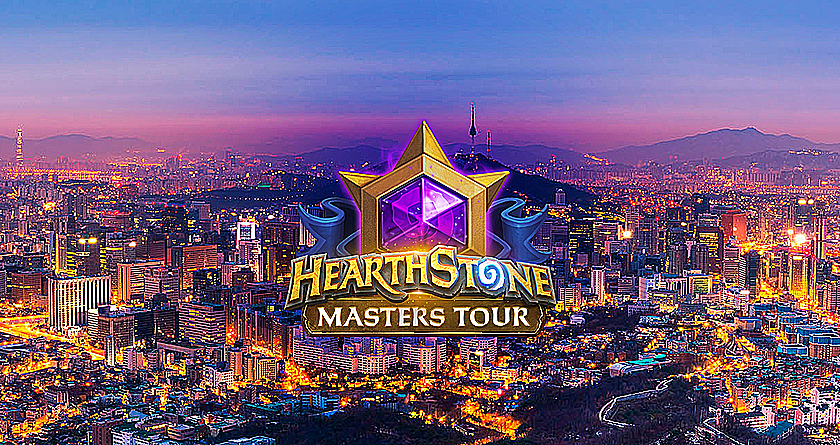 Hearthstone Masters Tour 2020 Madrid logo