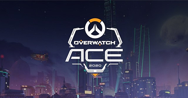 Overwatch ACE 2020 logo