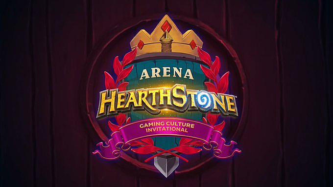 Gaming Culture Invitational Arena logo