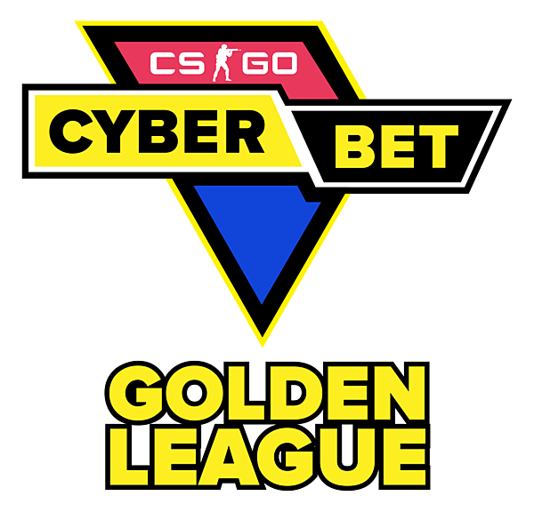 Cyber.Bet Golden logo
