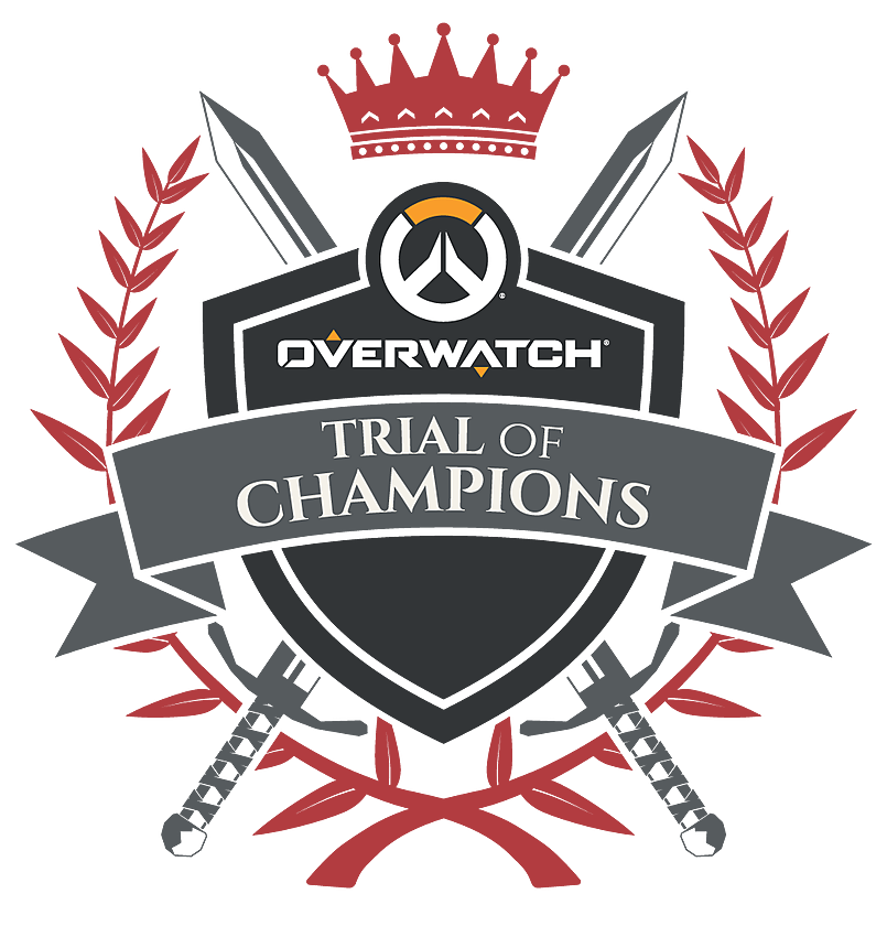 Trial of Champions logo