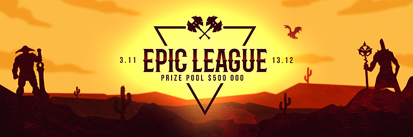 EPIC League S2 logo