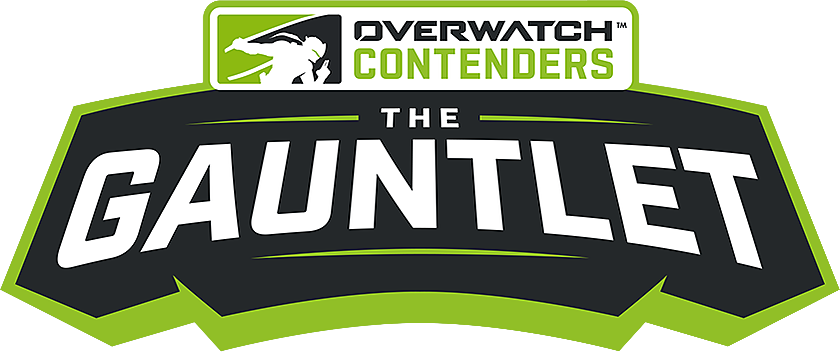 OWC 2020 The Gauntlet logo