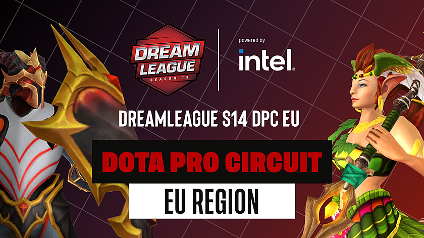DreamLeague DPC S14 EU logo