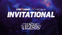 SL i-League LoL Invitational logo