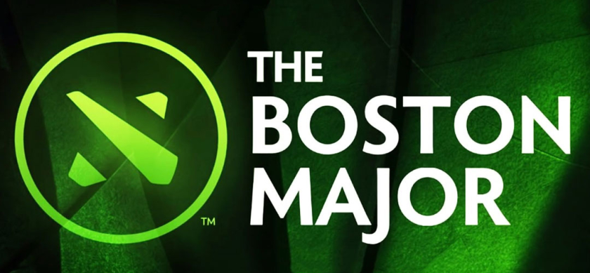 The Boston Major logo