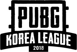 PUBG Korea League Season 2 logo