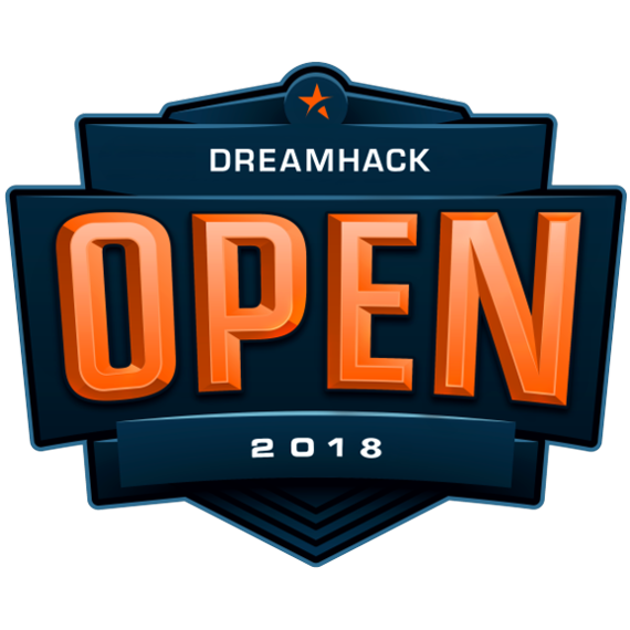 Dreamhack Open Atlanta 2018 logo